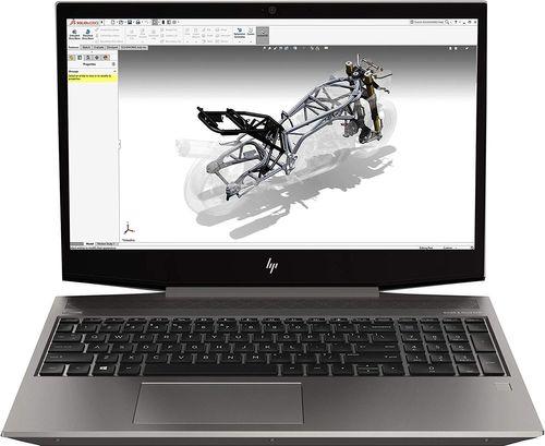 HP ZBook 15v G5 (4SQ83PA) Laptop (8th Gen Core i7/ 16GB/ 2TB/ Win10/ 4GB Graph)