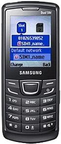 Samsung Guru Dual 26 (E1252)