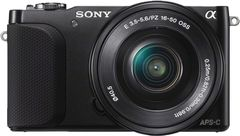 Sony Alpha NEX-3NL Mirrorless (16-50mm Kit)