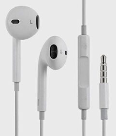 Apple Stereo Earphone Handsfree Headset 3.5mm For iPhone 5