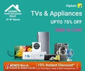 Flipkart Home Sale