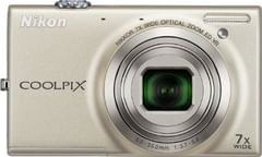 Nikon COOLPIX S6100 16MP Digital Camera