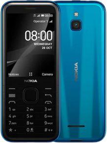 Nokia 8000 4G vs Xiaomi Qin AI