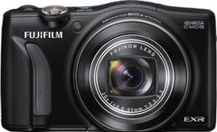 Fujifilm FinePix F800EXR 16MP Point & Shoot Camera