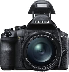 Fujifilm X-S1 Point & Shoot