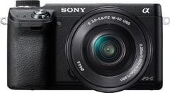 Sony NEX-6L DSLR Camera