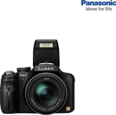 Panasonic Lumix DMC-FZ47 12.1MP Semi-SLR