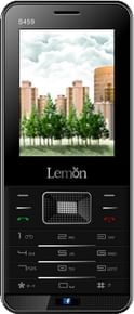 Lemon S459