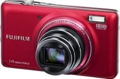 Fujifilm FinePix T350 14MP Point and Shoot Digital Camera with 10x Optical Zoom