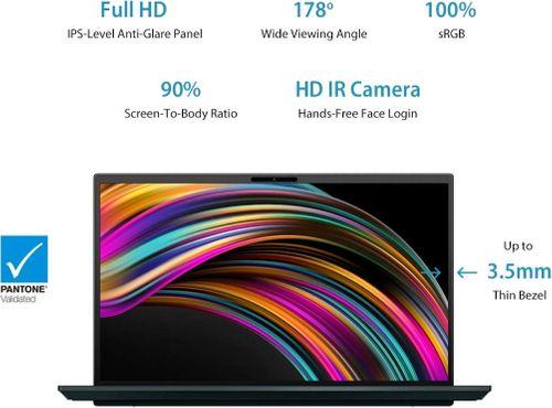Asus ZenBook Duo UX481FL-BM5811T Laptop (10th Gen Core i5/ 8GB/ 512GB SSD/ Win10/ 2GB Graph)