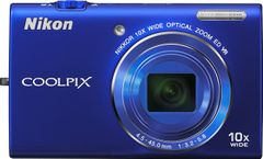 Nikon COOLPIX S6200 16MP Digital Camera