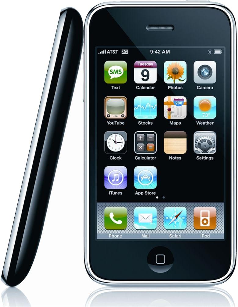 Apple iPhone 3GS 8GB Best Price in India 2021, Specs ...