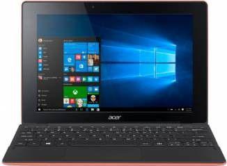 Acer Aspire Switch 10E SW3-016 (NT.G8WEK.002) Laptop (Atom Quad Core X5/ 2GB/ 32GB SSD/ Win10)