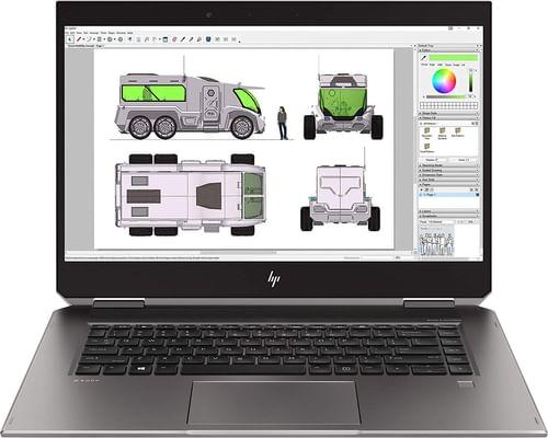 HP ZBook x360 G5 (5LA88PA) Laptop (8th Gen Core i5/ 8GB/ 512GB SSD/ Win10/ 4GB Graph)