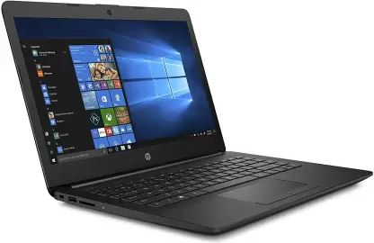 HP 14q-cs0019TU  (7WP99PA) Laptop (7th Gen Core i3/ 4GB/ 256GB/ Win10)