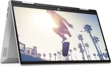 HP Pavilion x360 14-dy0003TU Laptop (11th Gen Core i5/ 8GB/ 512GB SSD/ Win10 Home)