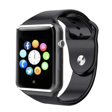 0c24b491cf9 Heypex A1 U05 Bluetooth Smart Watch with Camera and Sim Card for all  Smartphones (Random Colour)