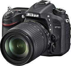 Nikon D7100 DSLR (AF-S 18-105mm VR Kit Lens)