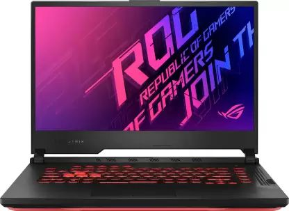 Asus ROG Strix G15 G512LU-AL012T Gaming Laptop (10th Gen Core i7/ 16GB/ 512GB SSD/ Win10 Home/ 6GB Graph)