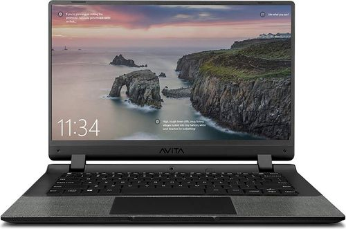 Avita Essential NE14A2INC433 Laptop (Celeron N4000/ 4GB/ 128 GB SSD/ Win10 Home)