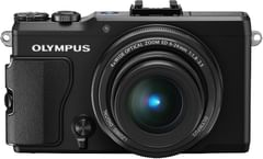 Olympus Stylus XZ-2 Advance Point and Shoot