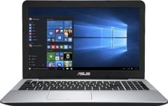 Asus A555LA-XX1909T Notebook (4th Gen Ci3/ 4GB/ 1TB/ Win10)