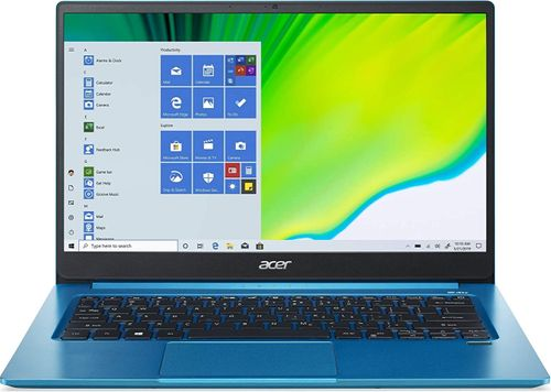 Acer Swift 3 SF314-59 Laptop (11th Gen Core i7/ 16GB/ 512GB SSD/ Win10/ 4GB Graph)