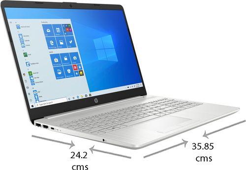 HP 15s-GR0011AU Laptop (AMD Ryzen 3/ 8GB/ 1TB HDD/ Win10 Home)