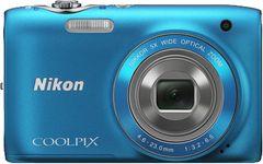 Nikon Coolpix S3100 Point & Shoot
