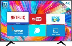 MarQ 55HSUHD ( 55-inch) Ultra HD 4K Smart LED TV