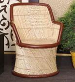 Handmade Classic Muddha Chair by Shinexus