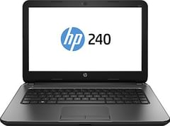 HP 240 G2 Series Laptop(3rd gen Ci5/4GB/500GB/Intel HD Graphics 4000/DOS)