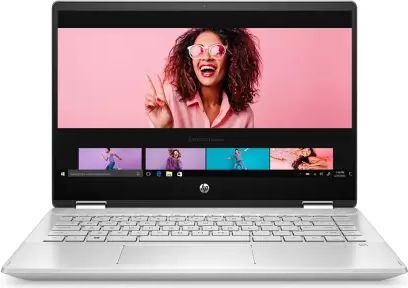 HP Pavilion x360 14-dw1039TU Laptop (11th Gen Core i5/ 8GB/ 512GB SSD/ Win10 Home)