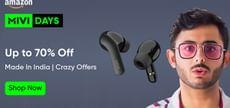 Mivi Days: Headphones & Accessories at Best Prices