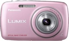 Panasonic Lumix DMC-S1 Point & Shoot
