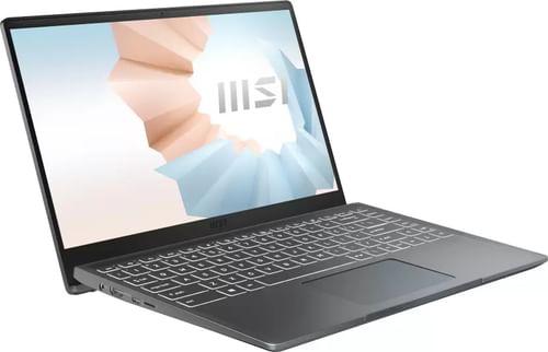MSI Modern 14 B4MW-410IN Notebook (AMD Ryzen 5 4500U/ 8GB/ 512GB SSD/ Win10 Home)