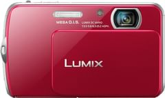 Panasonic Lumix DMC-FP7 Point & Shoot
