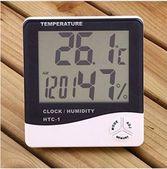 MCP HTC-1 Digital Room Thermometer (Black/White)