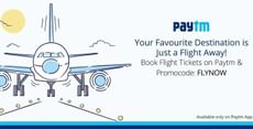 Flat Rs. 300 Cashback on Flight Bookings