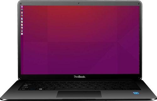 RDP ThinBook 1430-ECL Laptop (8th Gen Atom Quad Core/ 2GB/ 32GB/ Linux)