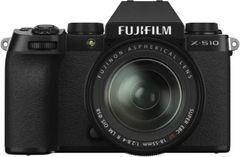 Fujifilm X-S10 Mirrorless Camera (XF 16-80mm)