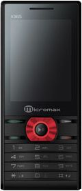 Micromax X365