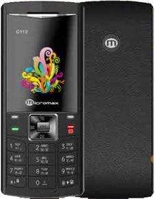 Micromax C112 CDMA