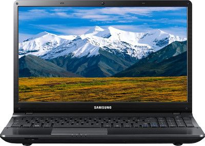 Samsung NP305E5Z-S01IN Laptop (APU Dual Core A4/ 4GB/ 500GB/ DOS/ 1GB Graph)