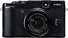 Fujifilm FinePix X20 Mirrorless
