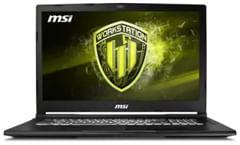 MSI WE73 8SK-603IN Laptop (8th Gen Core i7/ 16GB/ 1TB 256GB SSD/ Win 10/ 6GB Graph)