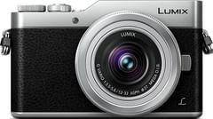 PANASONIC LUMIX GX850 4K Mirrorless Camera (12-32mm MEGA O.I.S. Lens)