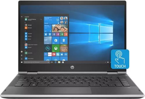 HP Pavilion x360 14-cd0078TU Laptop (8th Gen Ci3/ 4GB/ 256GB SSD/ Win10/ Touch)