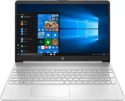 HP 15s-FR2006TU Laptop (11th Gen Core i3/ 8GB/ 512GB SSD/ Win10 Home)