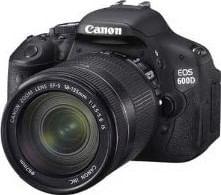 Canon EOS 600D 18.0 Megapixels Digital Camera (Kit w/ 18-135mm Lens)